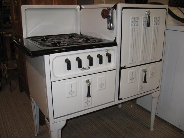magic chef stove